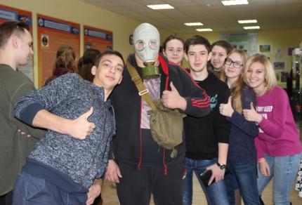 Студентам Смоленского государственного университета о безопасности в зимний период (11.01.2017)