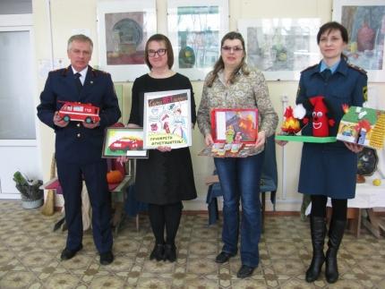 В Вязьме прошел межмуниципальный этап конкурса детско-юношеского творчества по пожарной безопасности «Останови огонь»