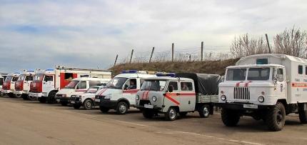 (04.04.19) В Главном управлении МЧС России по Смоленской области развернут штаб по контролю за пожароопасной обстановкой