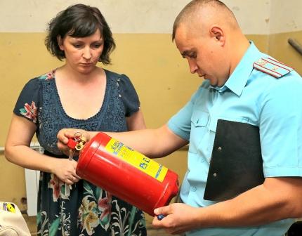 (16.06.19) Безопасное проведение выпускных вечеров на особом контроле сотрудников МЧС России