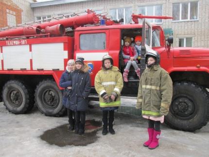 (21.02.19) Учебная эвакуация в социально-реабилитационном центре «Теремок»