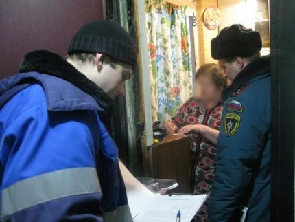 (18.03.19) В регионе проходят рейды по проверке газового оборудования в многоквартирных домах