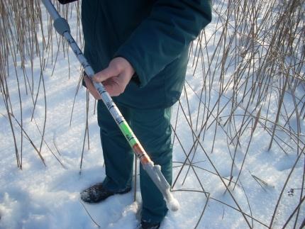 Лёд на водоёмах Смоленской области стал небезопасным