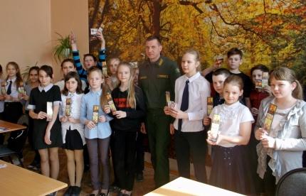 Вяземский филиал Лесопожарной службы принял участие в акции «Лесники открывают двери»