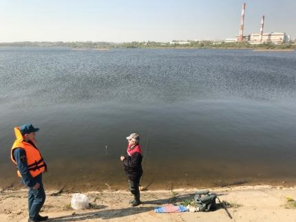 (27.05.19) Отдыхая вблизи водных объектов, соблюдайте элементарные правила безопасности!