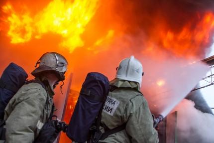 Статистика пожаров и их последствий за четыре месяца (10.05.2017)