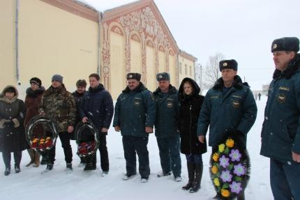 В Новодугино почтили память Героев Великой Отечественной войны