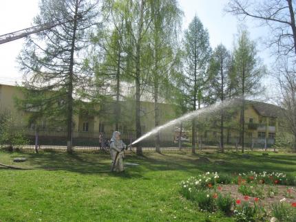 (04.05.19) Праздник безопасности для школьников Смоленского района