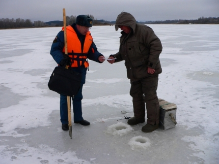 Безопасность на водоемах на особом контроле