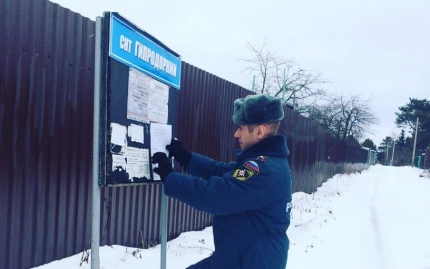 Инспекторы Госпожнадзора проводят профилактические рейды на территории региона