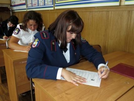 В Смоленске определили лучшего инструктора по социально ориентированной деятельности ВДПО