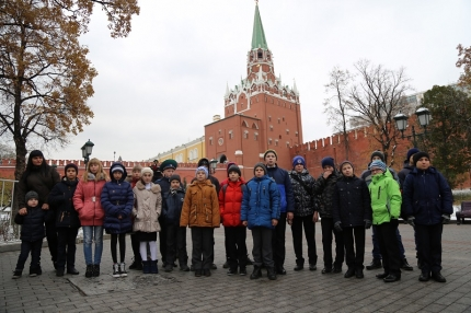 Смоленского юного героя наградят в Совете Федерации