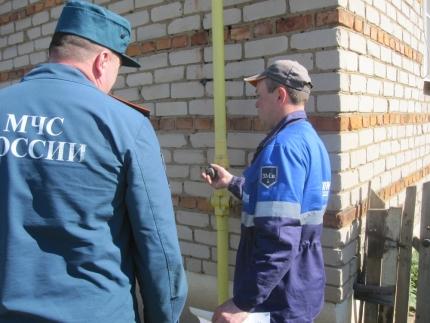 Совместные рейды по проверке газового оборудования продолжаются рейды (05.06.2017)