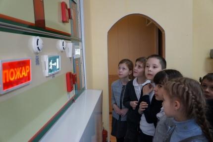 Школьникам о государственном пожарном надзоре (28.03.2017)