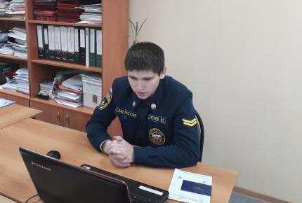 (28.12.18) Завершен I этап студенческой лиги Всероссийских соревнований «Человеческий фактор»