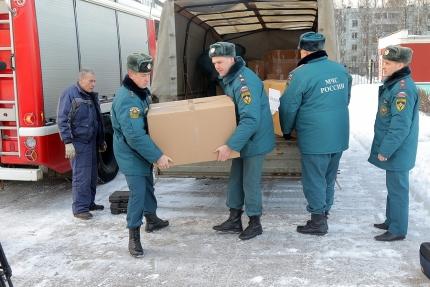 Дети Донецка и Луганска получат новогодние подарки из Смоленска