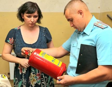 (24.06.2018) Безопасное проведение выпускных вечеров на особом контроле сотрудников МЧС России