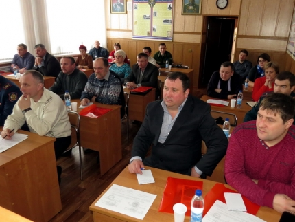 Старт реализации социально ориентированного проекта Смоленского ВДПО