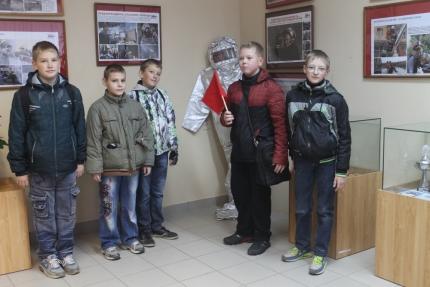 Фотовыставка, посвящённая 25-летию МЧС России