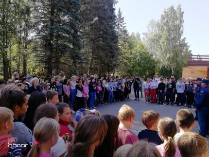(27.08.2018) «Санаторий имени Пржевальского» принимает гостей