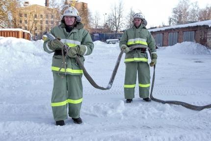 Смоленские пожарные добровольцы подводят итоги