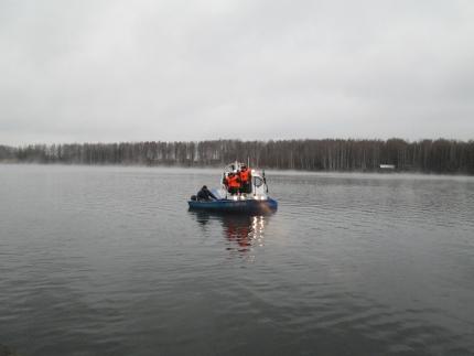 Обеспечение безопасности на водных объектах(16.04.2017)