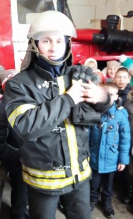 День открытых дверей в 49 пожарно-спасательной части