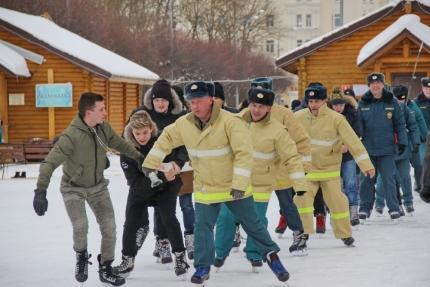 МЧС России за безопасность и здоровый образ жизни!