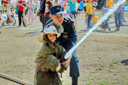 (31.05.2018) О безопасности в День защиты детей