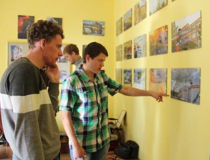 Смоленским студентам о пожарной безопасности