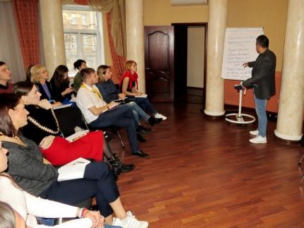 (13.11.18) Смоленское ВДПО приняло участие в акселерации лучших социальных проектов