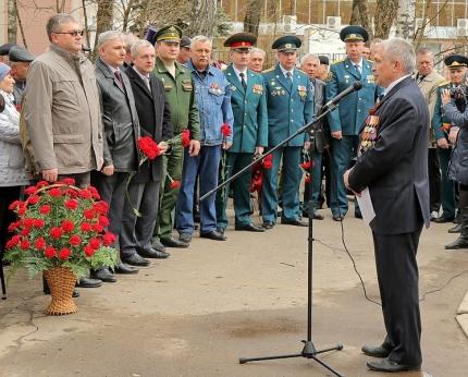 (26.04.18) В Смоленске почтили память жертв Чернобыля