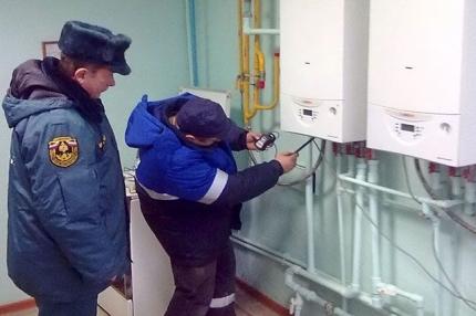 Более половины газифицированных объектов Смоленщины прошли проверки