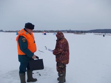 Инспекторы ГИМС о безопасности на водоемах