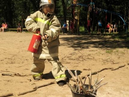 """Пожарная безопасность """"от А до Я"""""""