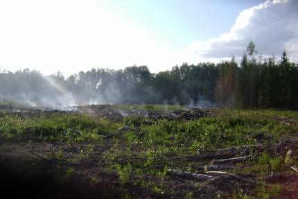 Оперативный контроль пожароопасной обстановки продолжается