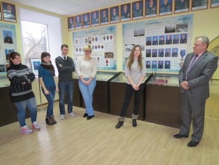 Об истории развития пожарного дела на Смоленщине и не только (09.04.2018)