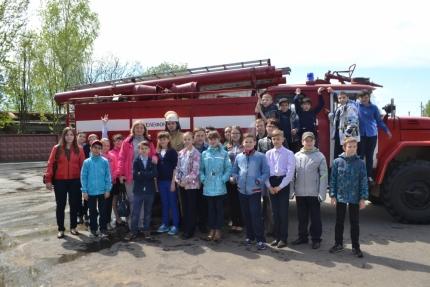 В Год пожарной охраны о героической профессии