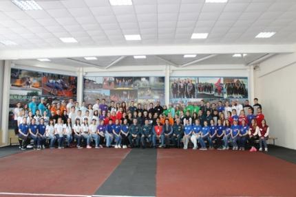 Смоленская команда приняла участие во II этапе соревнований «Человеческий фактор»