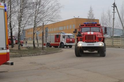 Стартовал третий этап Всероссийского командно-штабного учения: ликвидация «чрезвычайных ситуаций», связанных с природными пожарами (19.04.2018)