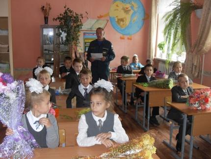 Школьникам Руднянского района рассказали о безопасности