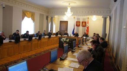 В Смоленске прошло первое в этом году заседание областной чрезвычайной комиссии (17.01.2017)