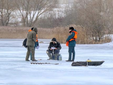 (03.03.19) Чтобы прогулки по льду были безопасными