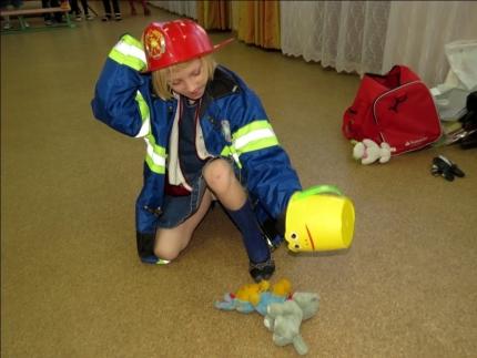 О пожарной безопасности воспитанникам «Феникса»