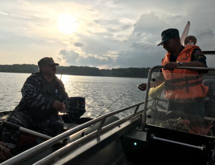 (30.06.19) Чтобы рыбаки не стали жертвами своего хобби