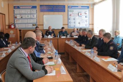 (09.07.2018) Отчётно-выборная конференция Смоленского областного отделения ВДПО