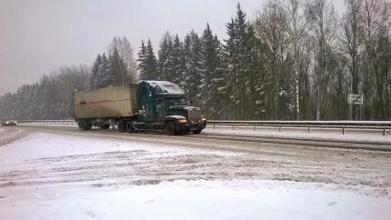 Опергруппы МЧС России следят за ситуацией на дорогах