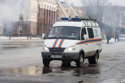 Спасатели Смоленской области подвели итоги работы за месяц