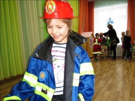 «Островок» пожарной безопасности (24.01.2017)