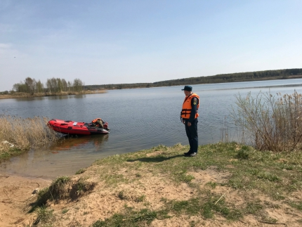 (16.05.19) Профилактические мероприятия по предупреждению происшествий на воде